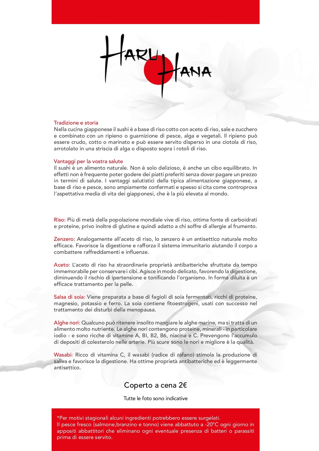 Cucina Giapponese Pesce Cotto Menu Alla Carta 2 Pages 1 22 Text Version Fliphtml5