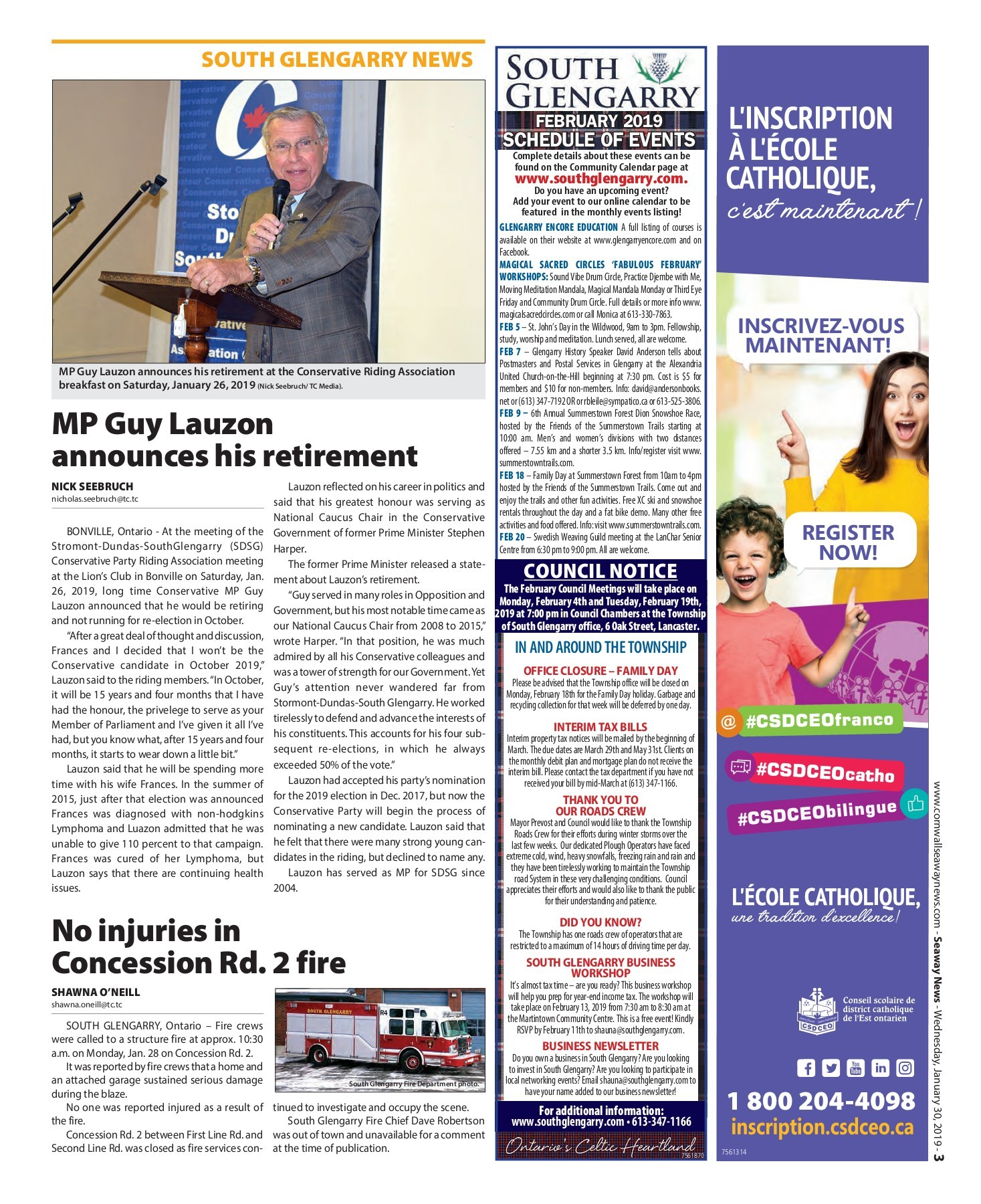 Cash Pool C'est Quoi Cornwall Seaway News January 30 2019 Edition Pages 1 24 Text
