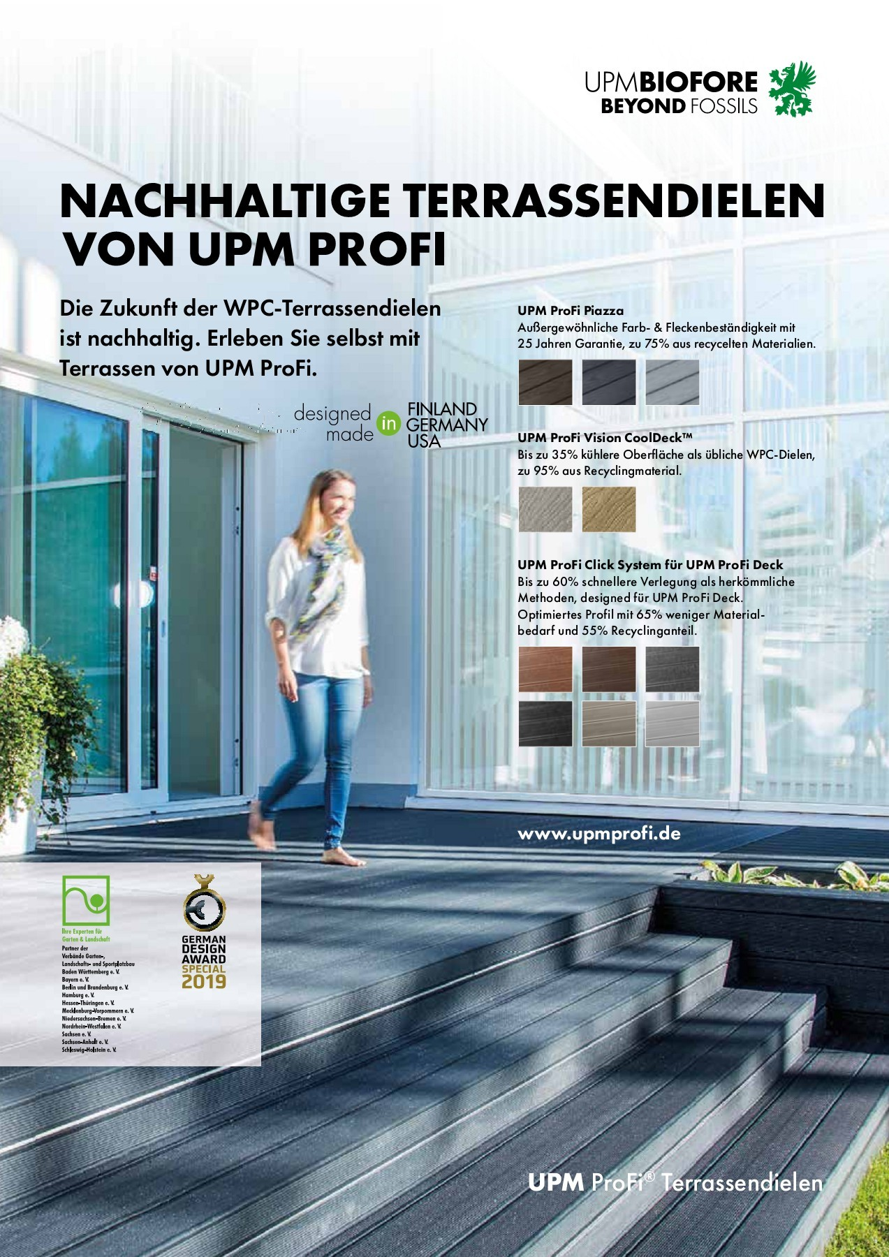 Wpc Terrassendielen Click Galabau Praxis Mai 2019 Pages 51 62 Text Version Fliphtml5