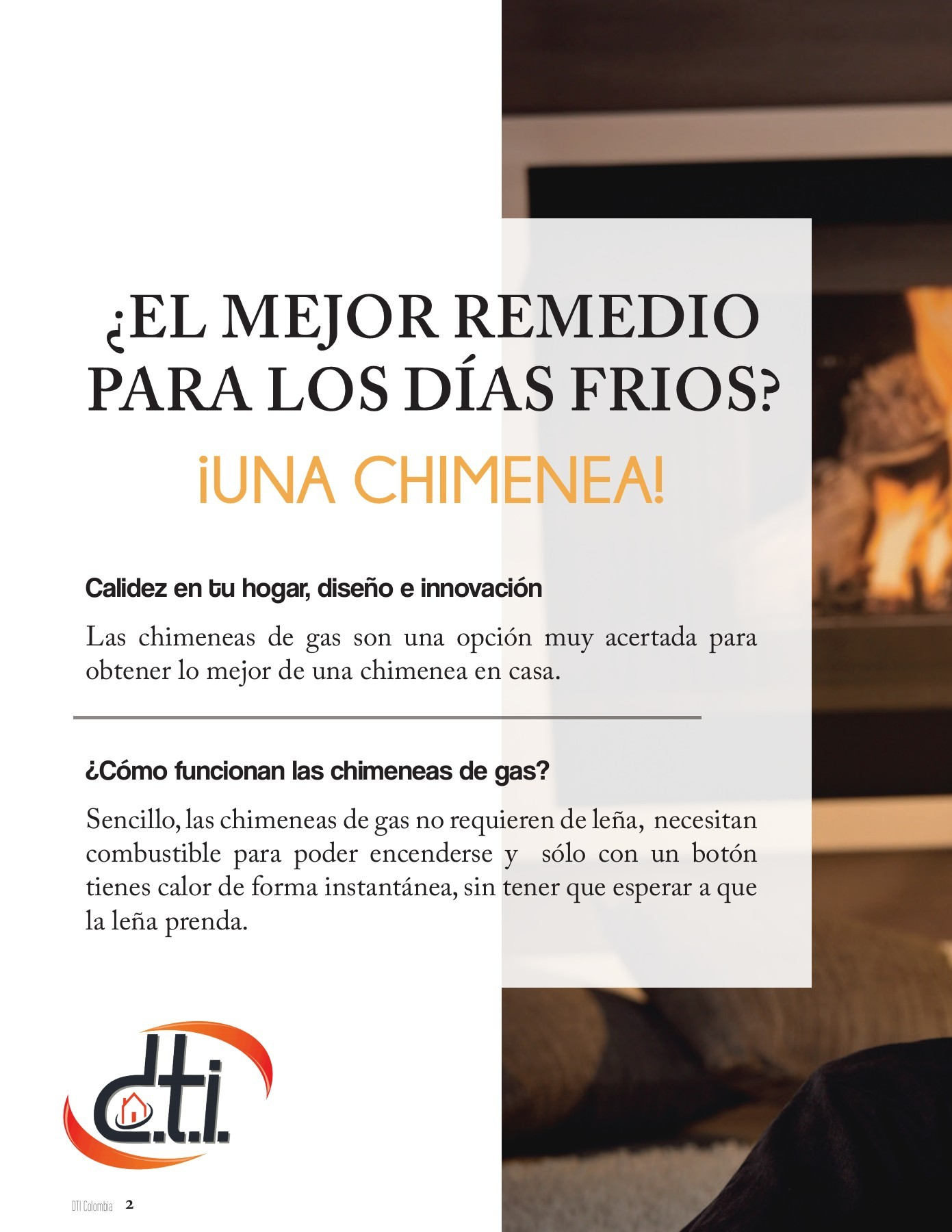 Instalar Chimenea De Leña En Casa Chimeneas A Gas Ideas Y Tendencias Pages 1 18 Text