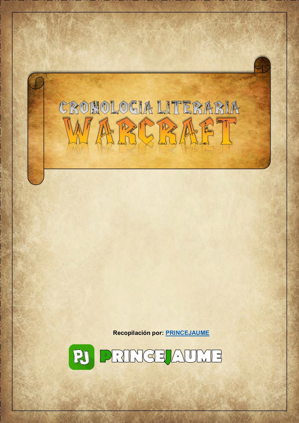Descargar Libros Warcraft Cronología Literaria Warcraft Act 26 05 2017 Pages 1 11
