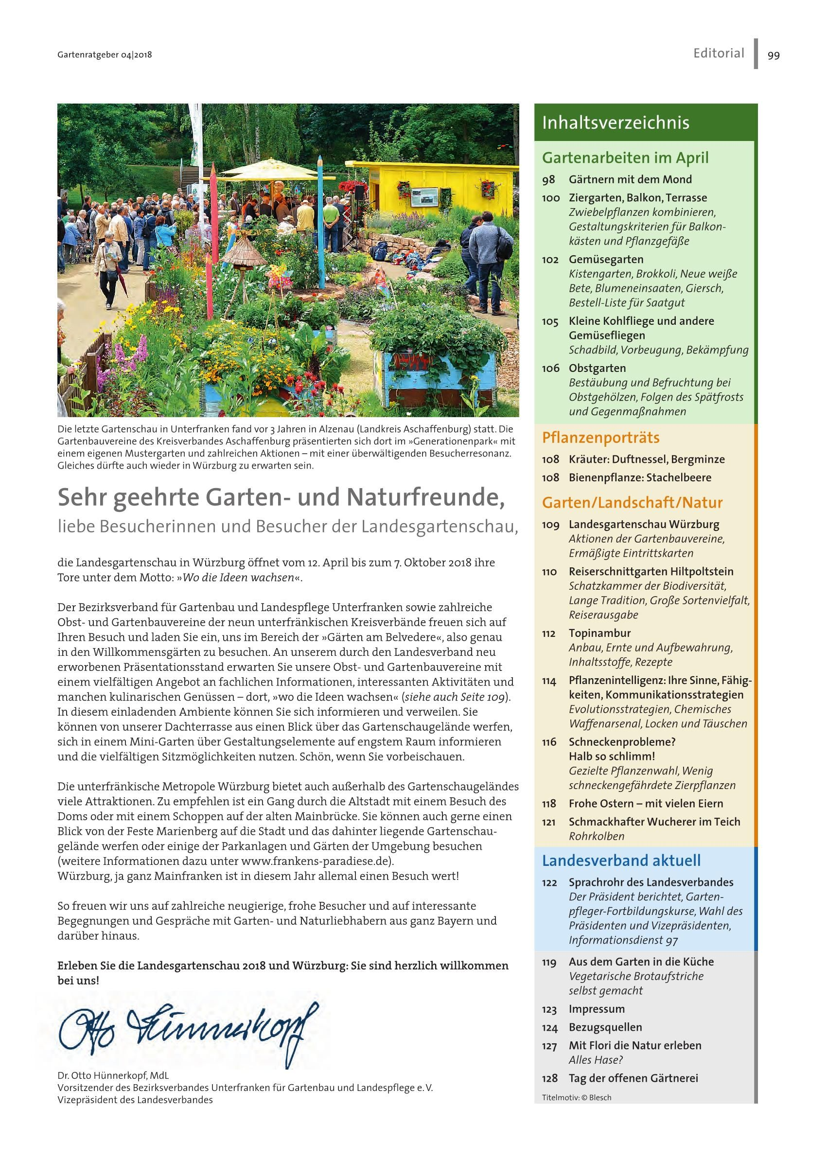 Gartenarbeiten Im April Gartenratgeber 04 2018 Pages 1 16 Text Version Fliphtml5
