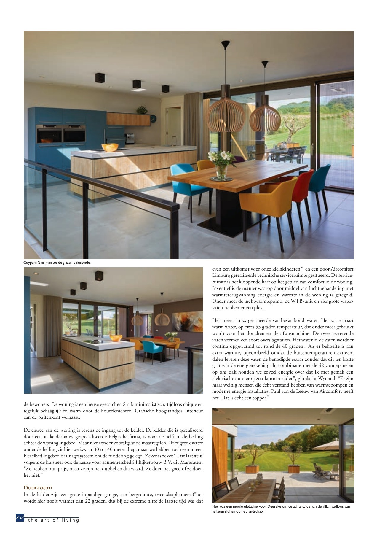 Brouwer Interieur Leusden Magazine The Art Of Living Nl 4 2018 Pages 251 272 Text