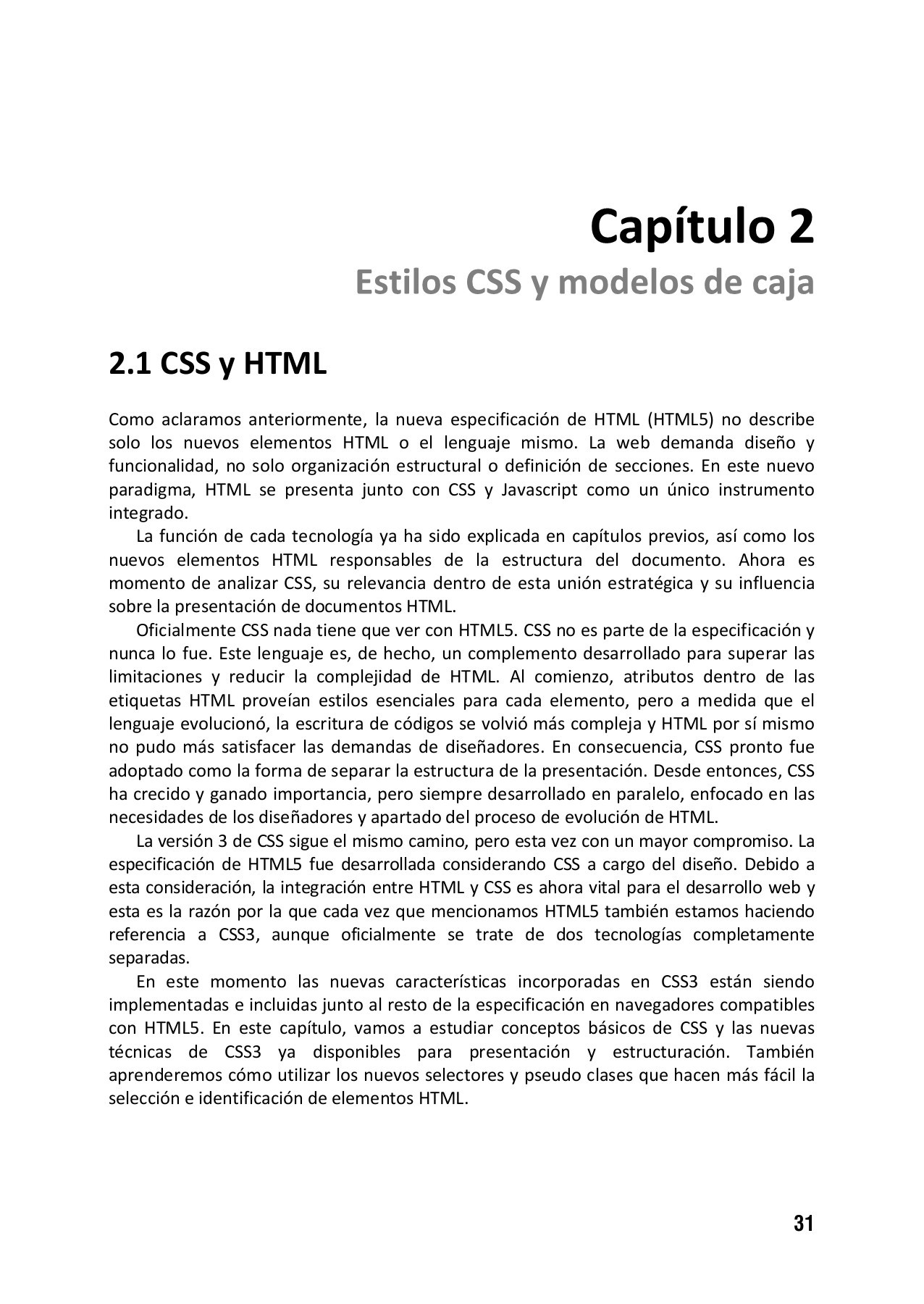 Libro Html5 Y Css3 El Gran Libro De Html5 Css3 Y Javascrip Pages 51 100 Text