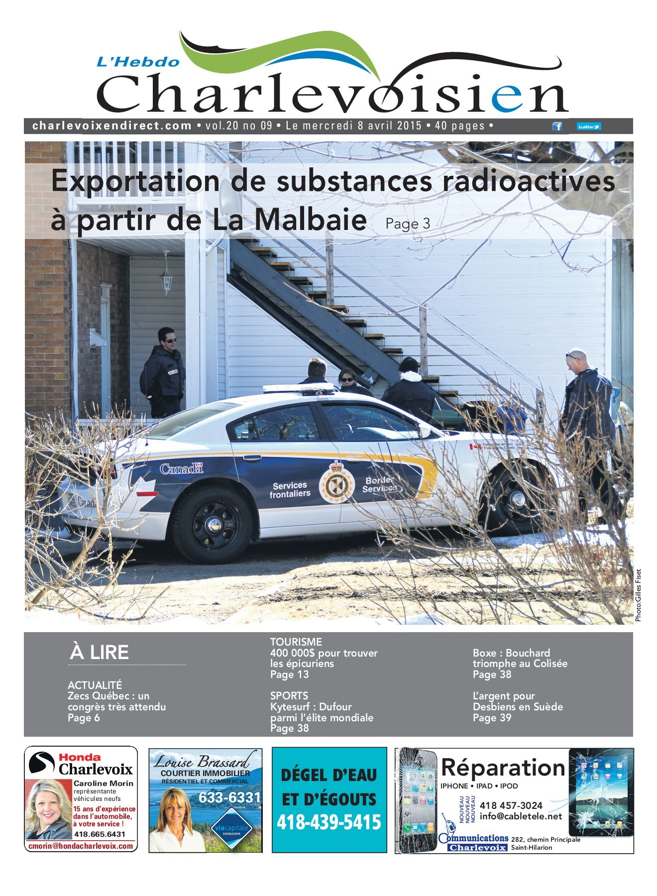 Pouf Exterieur Canadian Tire Le Charlevoisien 8 Avril 2015 Pages 1 40 Text Version