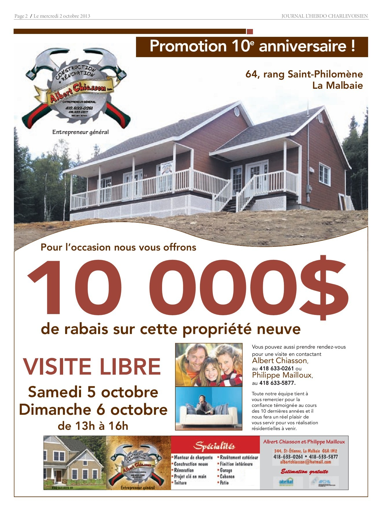 Le Charlevoisien 2 Octobre 2013 Pages 1 48 Flip Pdf Download Fliphtml5