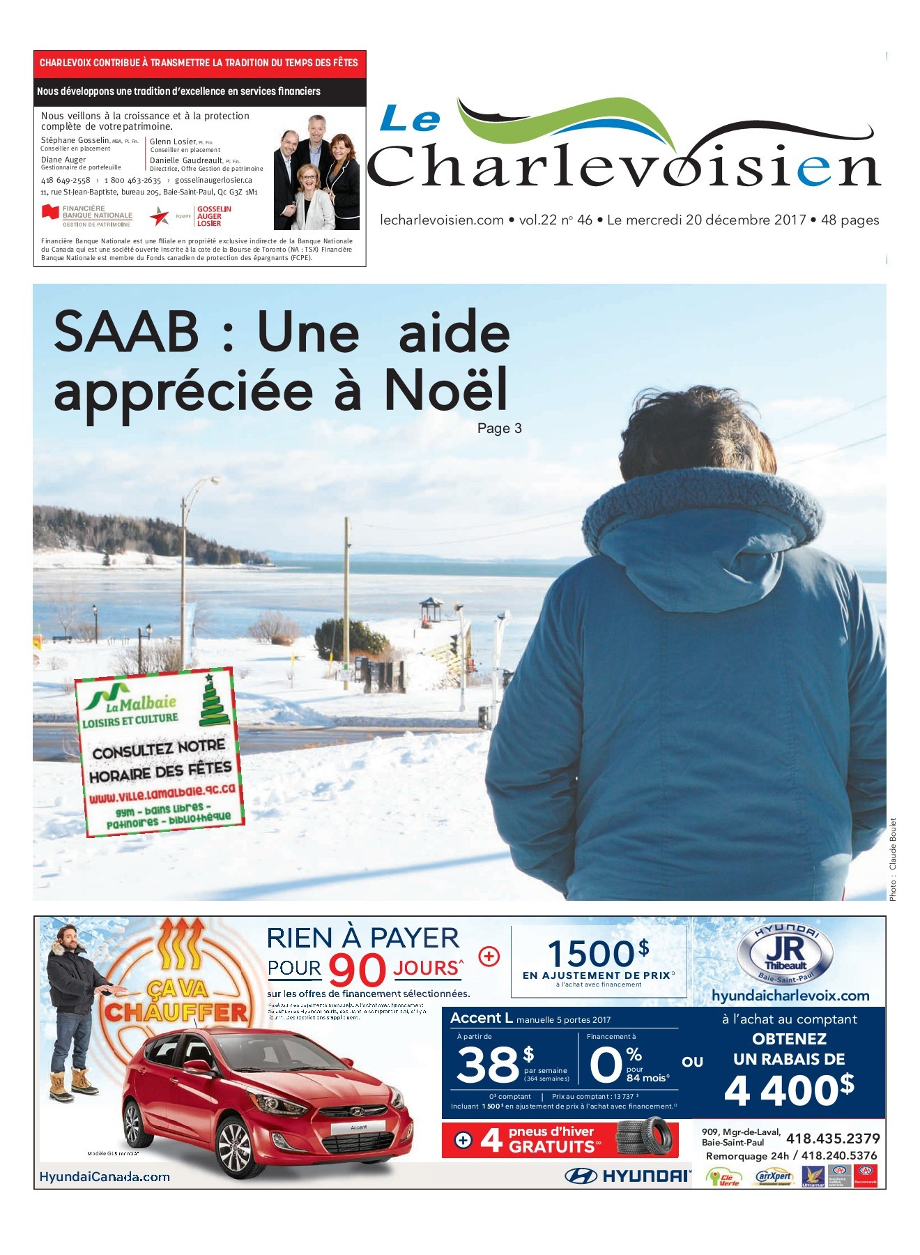 Meubles Accent Dolbeau-mistassini Le Charlevoisien 20 Decembre 2017 Pages 1 48 Text Version