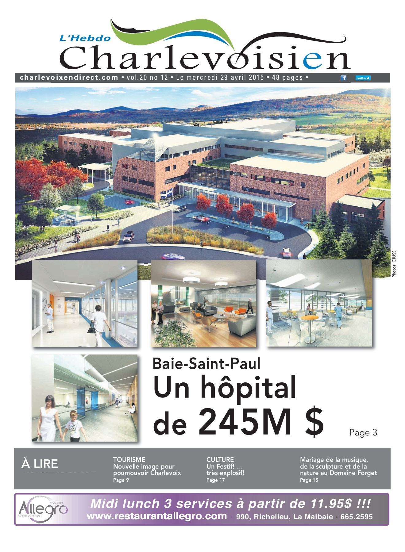 Meuble Leon Sherbrooke Circulaire Le Charlevoisien 29 Avril 2015 Pages 1 48 Text Version Fliphtml5