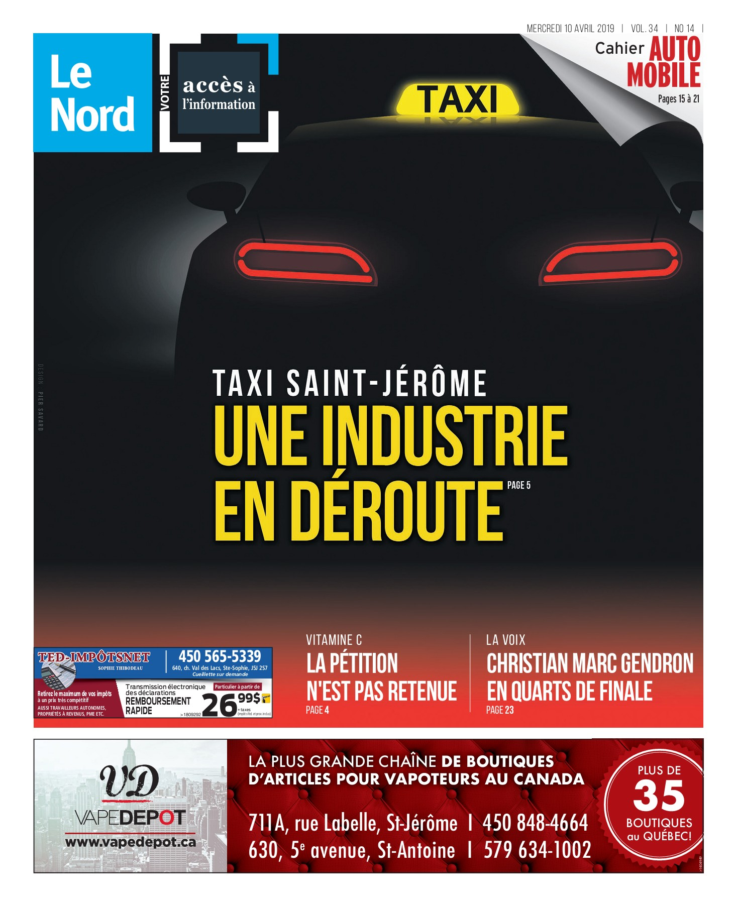 Le Nord 10 Avril 2019 Pages 1 40 Flip Pdf Download Fliphtml5