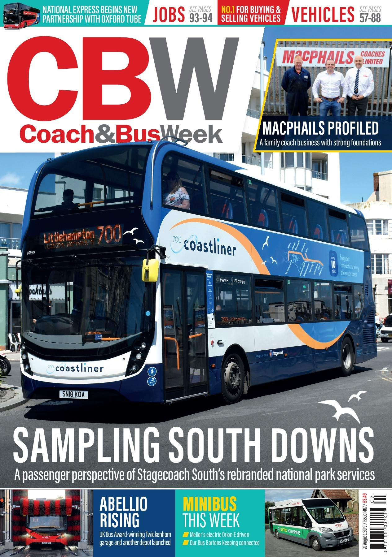 Elite Mini Cabs Epping Coach Bus Week Issue 1407 Pages 1 50 Text Version