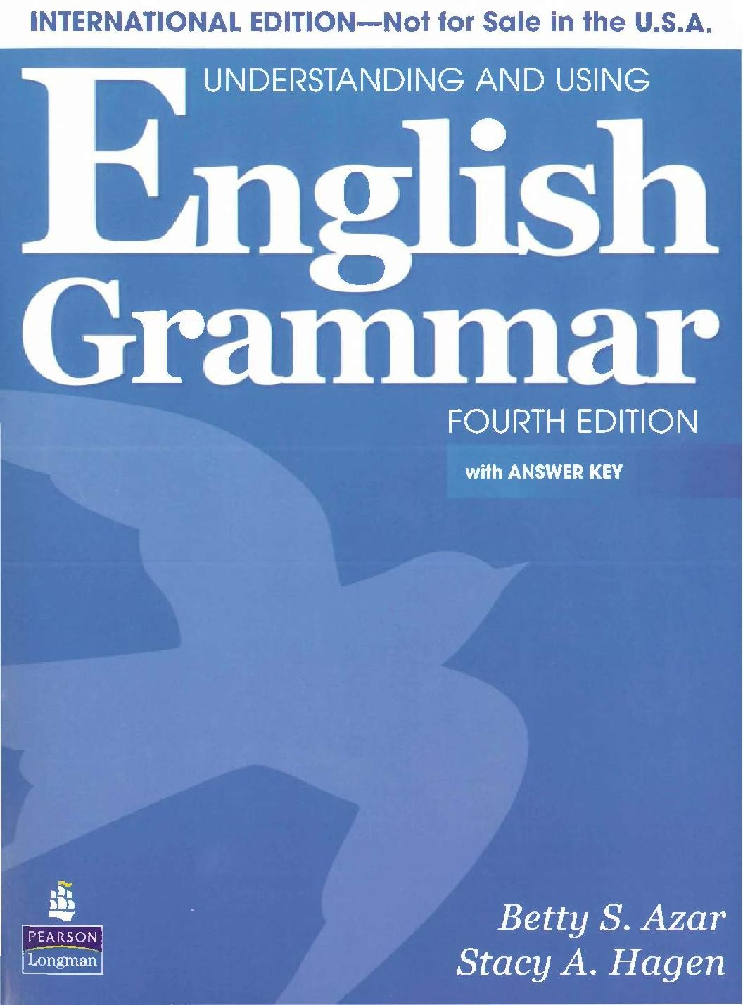 Descargar Libro English Grammar In Use Understanding And Using English Grammar With Answer Key And Audio