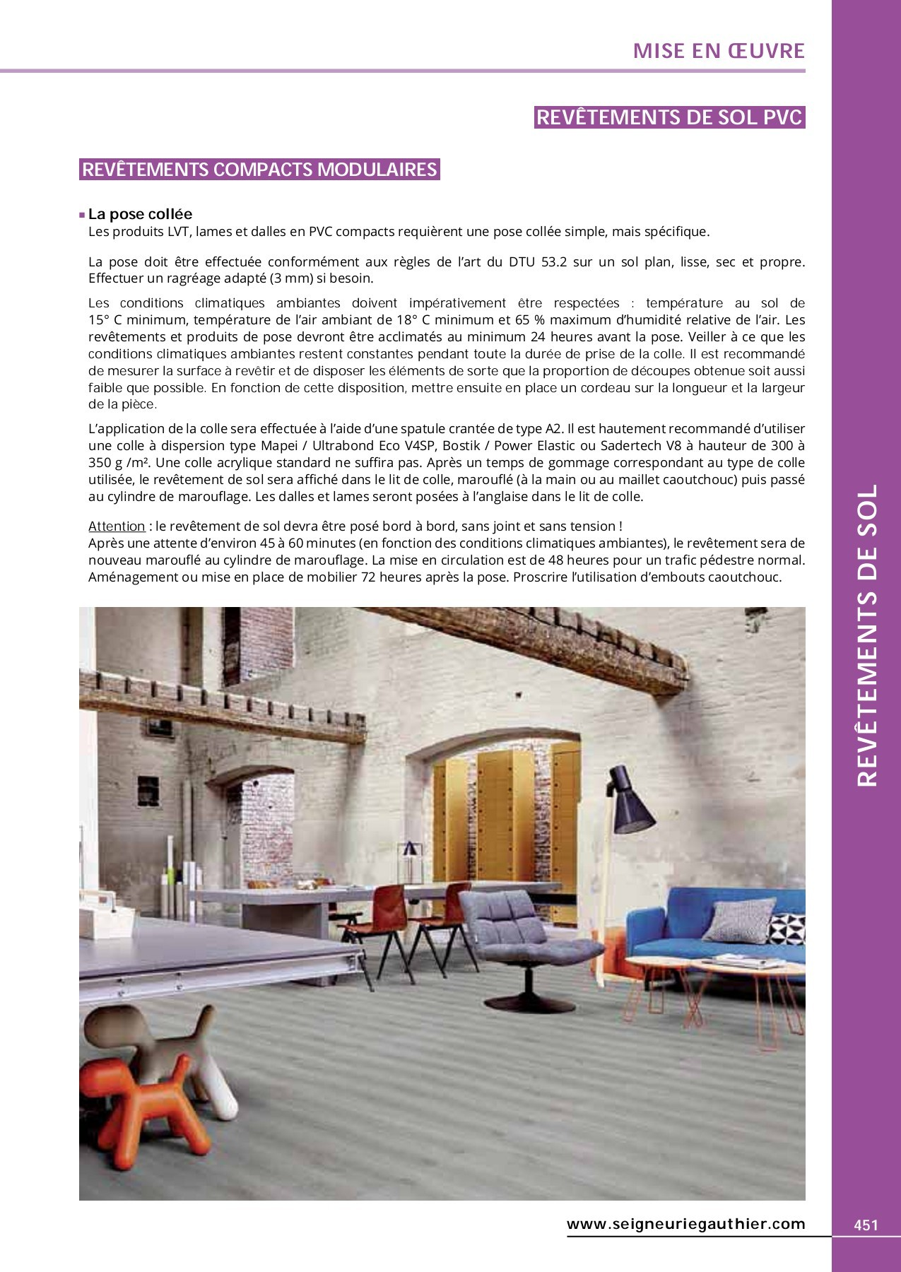 Europe Carrelage Nanterre Catalogue Seigneurie Gauthier 2018 Pages 451 484 Text Version