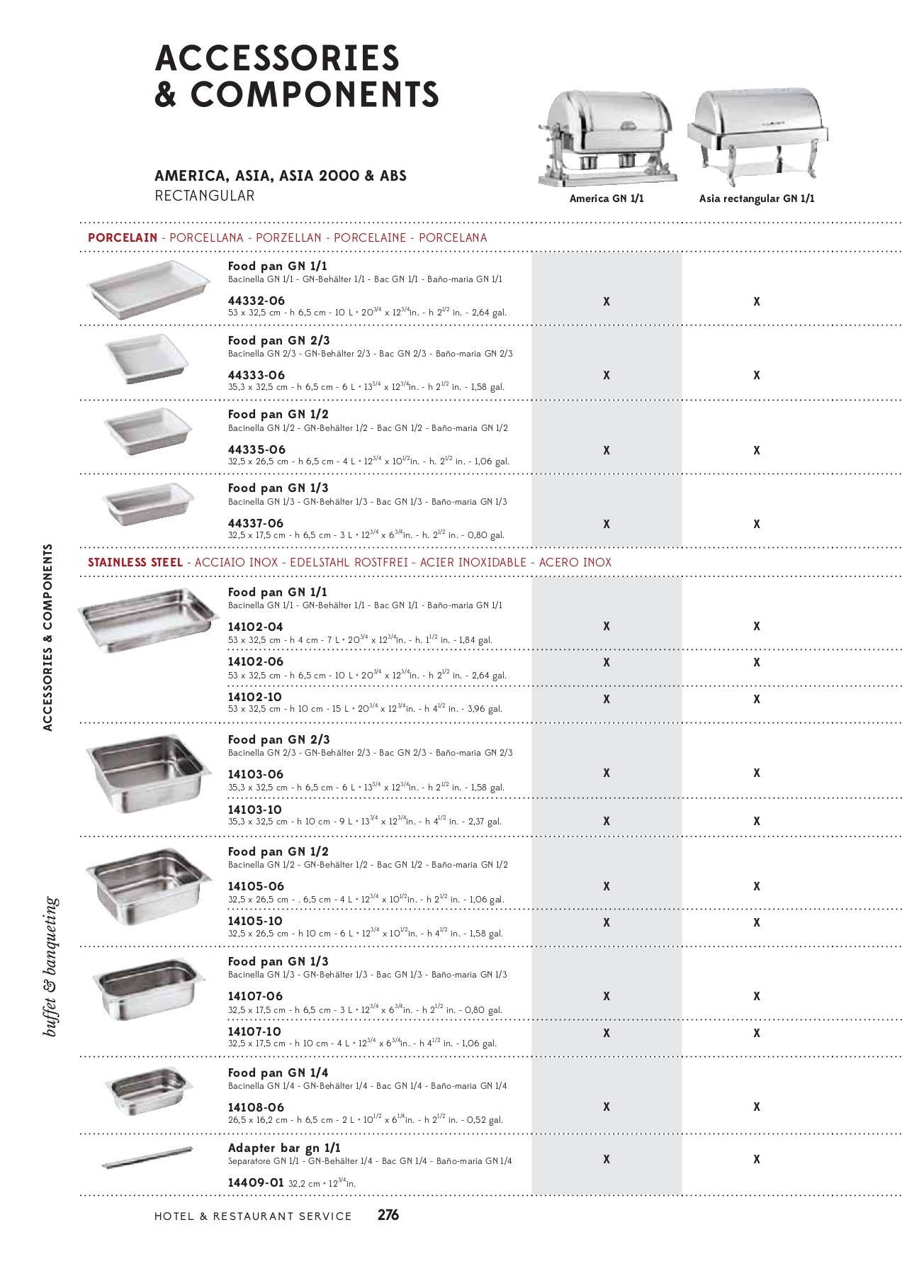 Tagliere Tiers Sambonet Buffet Pages 201 250 Text Version Fliphtml5