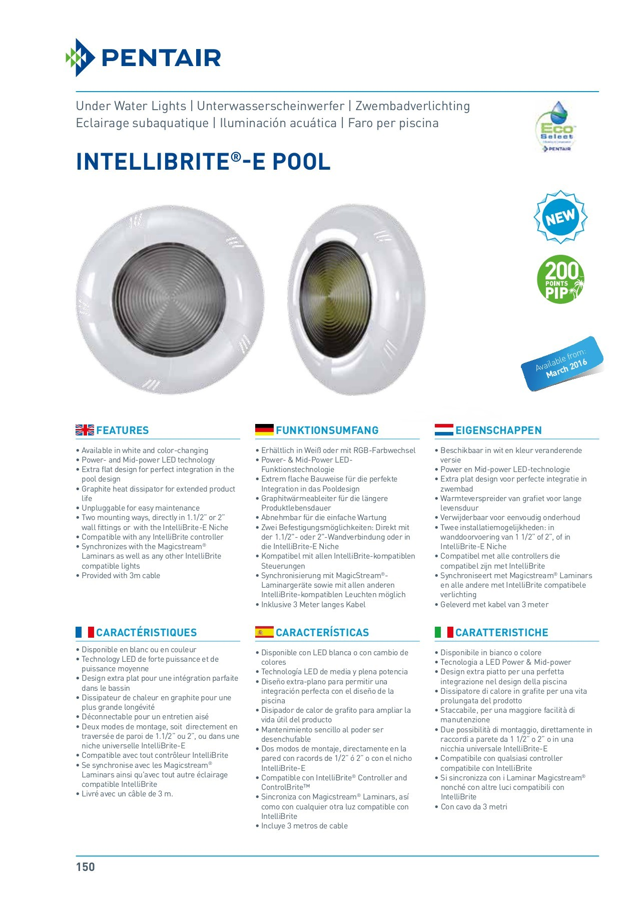 Wärmepumpe Pool Power Pp 15 Pentair 2016 Product Catalog Pages 151 200 Text Version