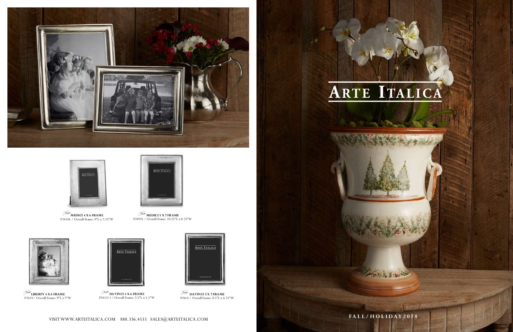 Arte Italica Medici Canisters Arte Italica Fall Holiday 2018 Pages 1 8 Text Version Fliphtml5