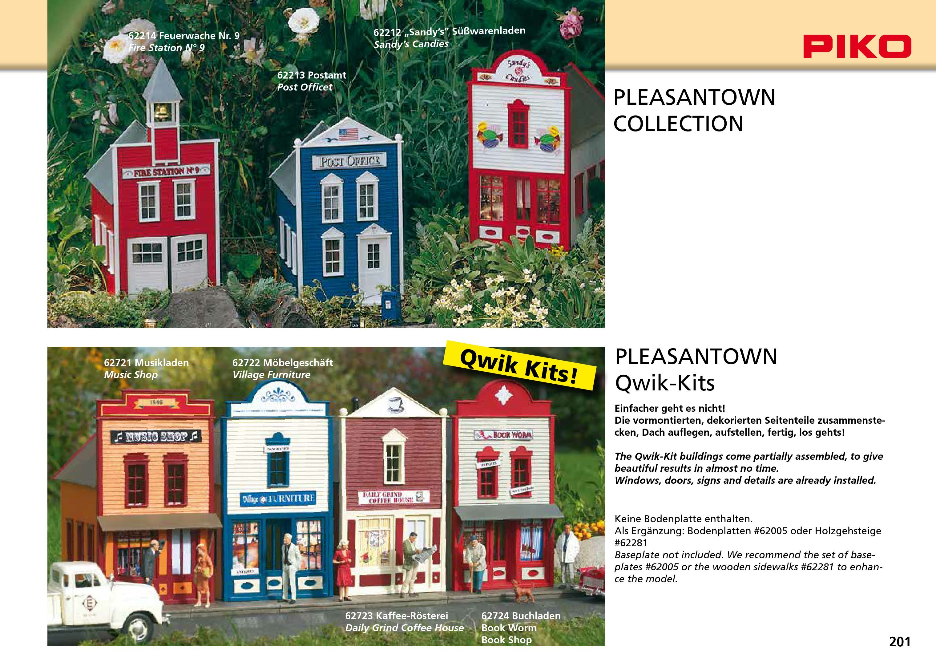 Möbelgeschäfte Zug Piko 2018 G Scale Catalog Pages 201 220 Text Version Fliphtml5