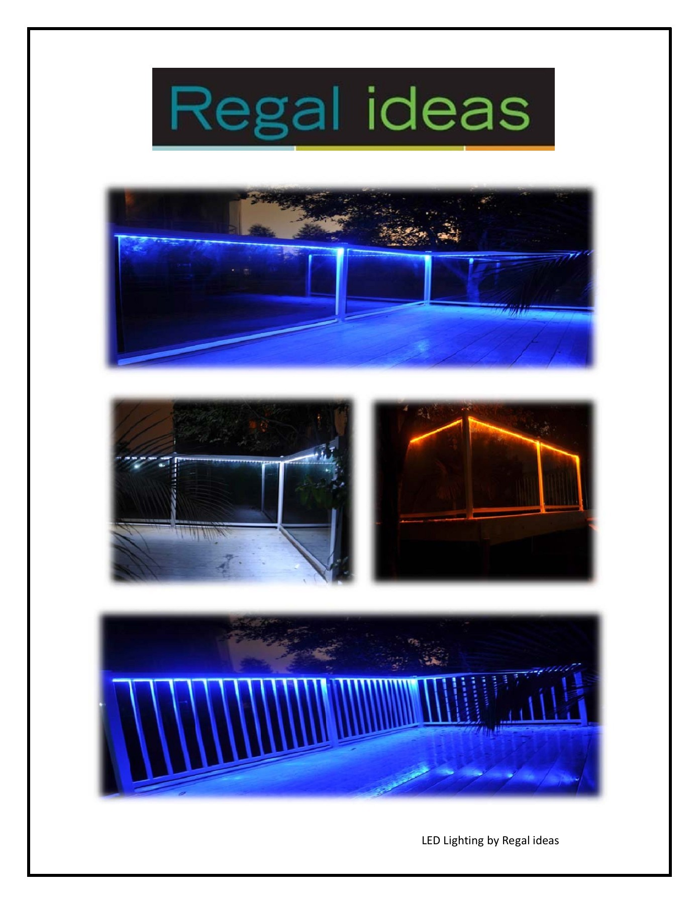 Led Regal Led Lighting By Rega L Ideas Badger Corrugating Co Pages 1 3