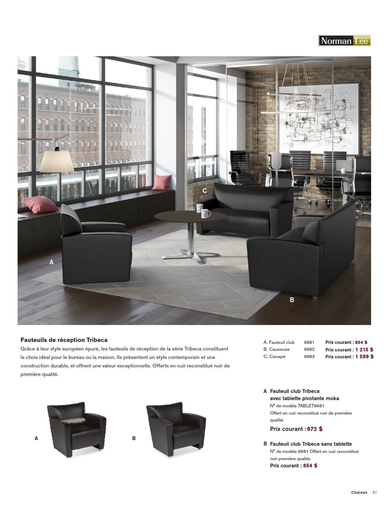Catalogue Mobilier de bureau - Papeterie Atlas Pages 51 - 68 - Flip PDF Download | FlipHTML5