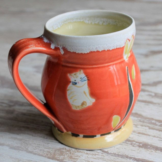 Four Cat Cup