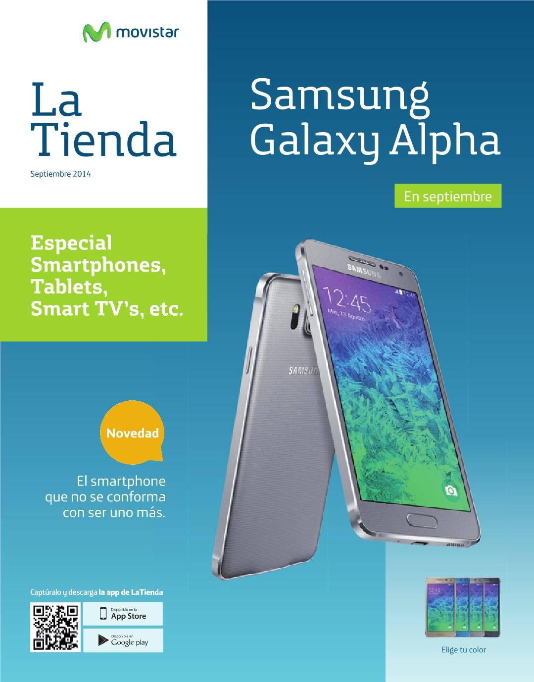Movistar Smartphones Libres Catalogo Movistar 9 2014 Es Pages 1 24 Text Version Pubhtml5