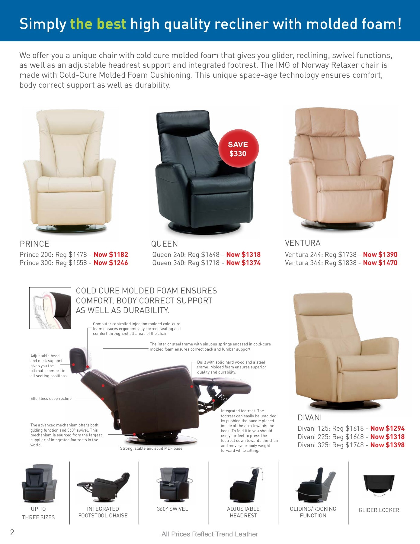 Divani Relaxer Chair Scandesigns Img Flyer Pages 1 8 Text Version Pubhtml5
