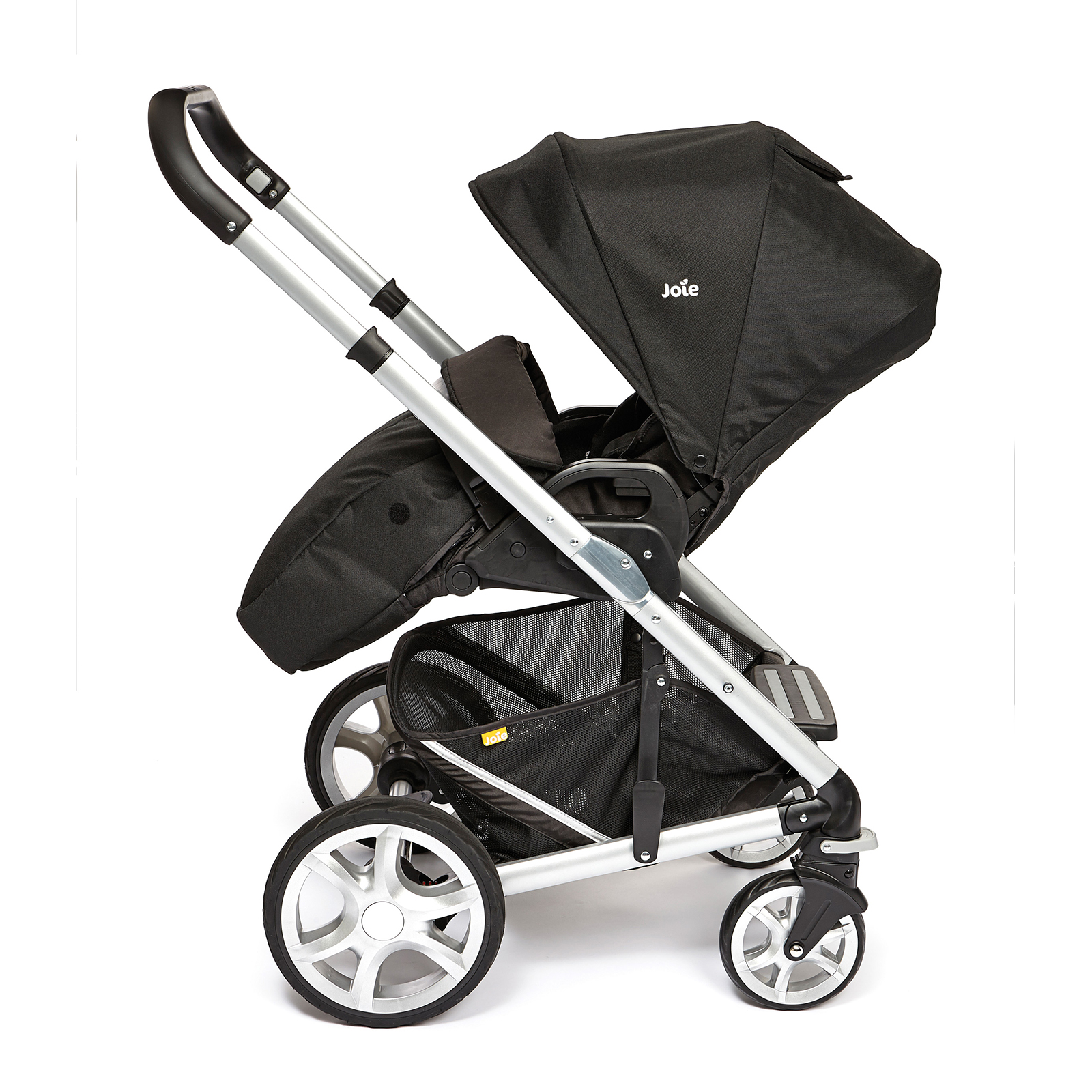 Travel System Joie Chrome Details About New Joie Black Carbon Chrome Plus Travel System Silver Frame From Birth