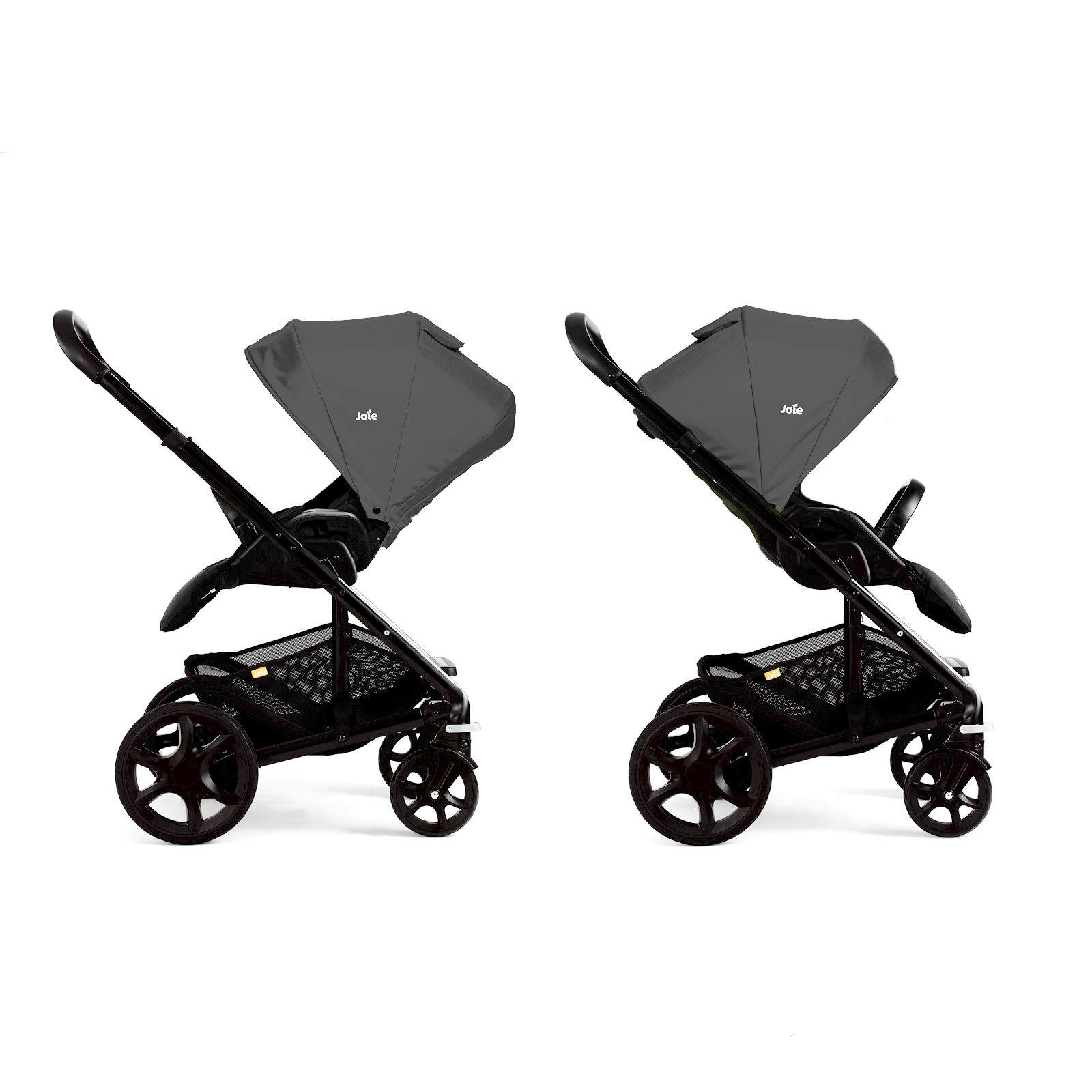 Travel System Joie Chrome Joie Chrome Dlx Travel System With Gemm Car Seat Carrycot Footmuff Pavement