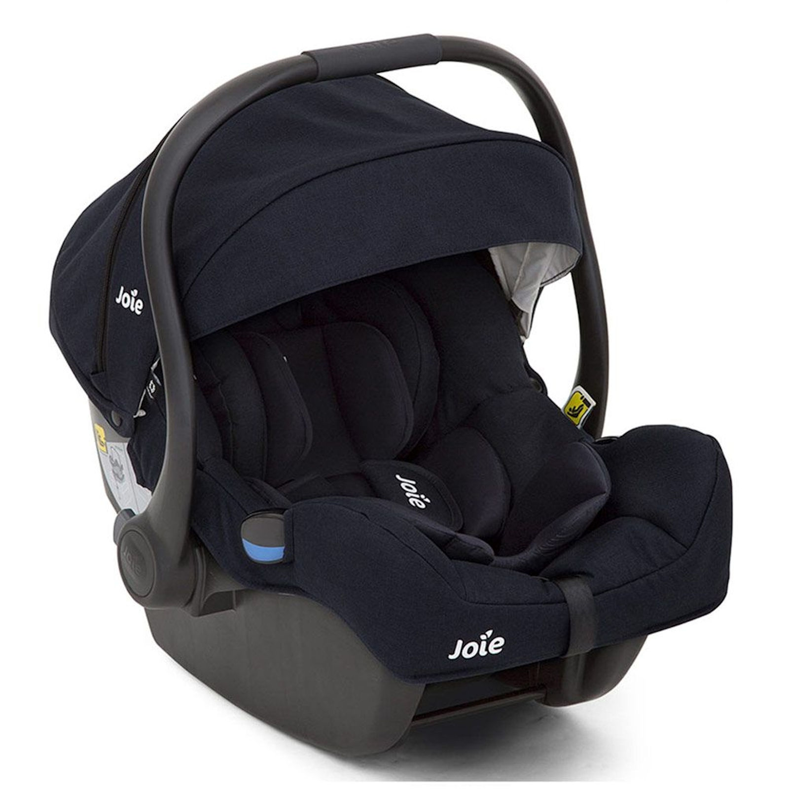 Joie Gemm & Isofix Base Bundle Joie Chrome Dlx I Venture I Gemm Travel System With