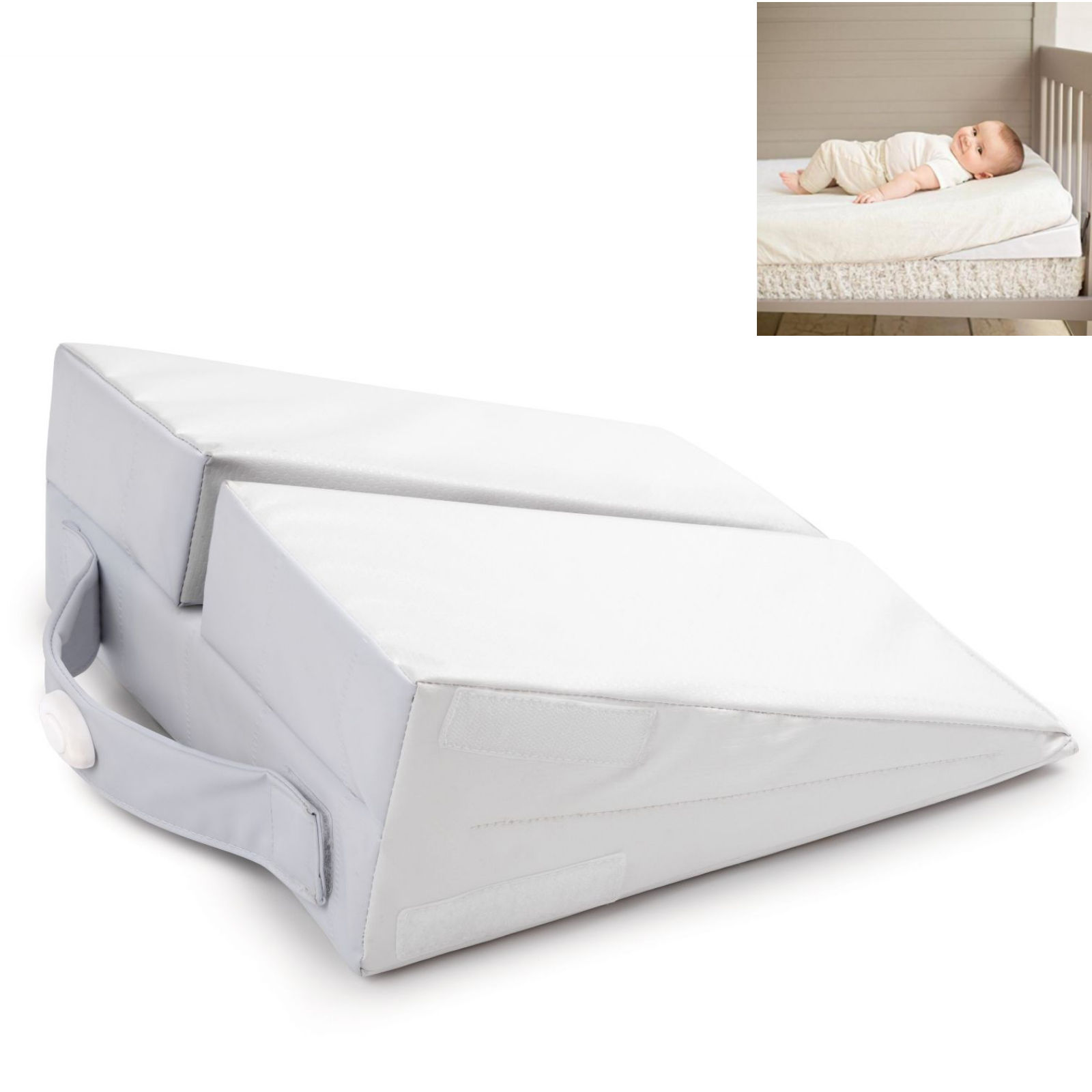 Good Toddler Mattress Summer Infant Good Vibes Cot Wedge Toddler Bed Baby Pillow Buy