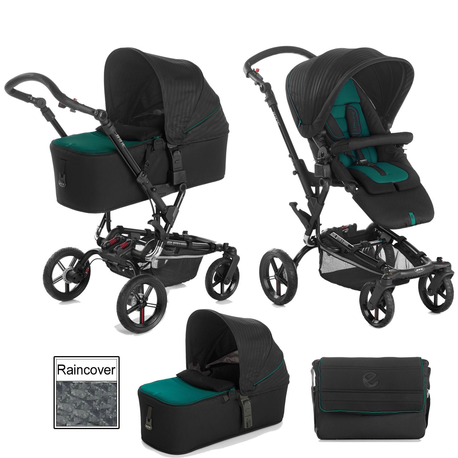 Kiddicare Triple Stroller