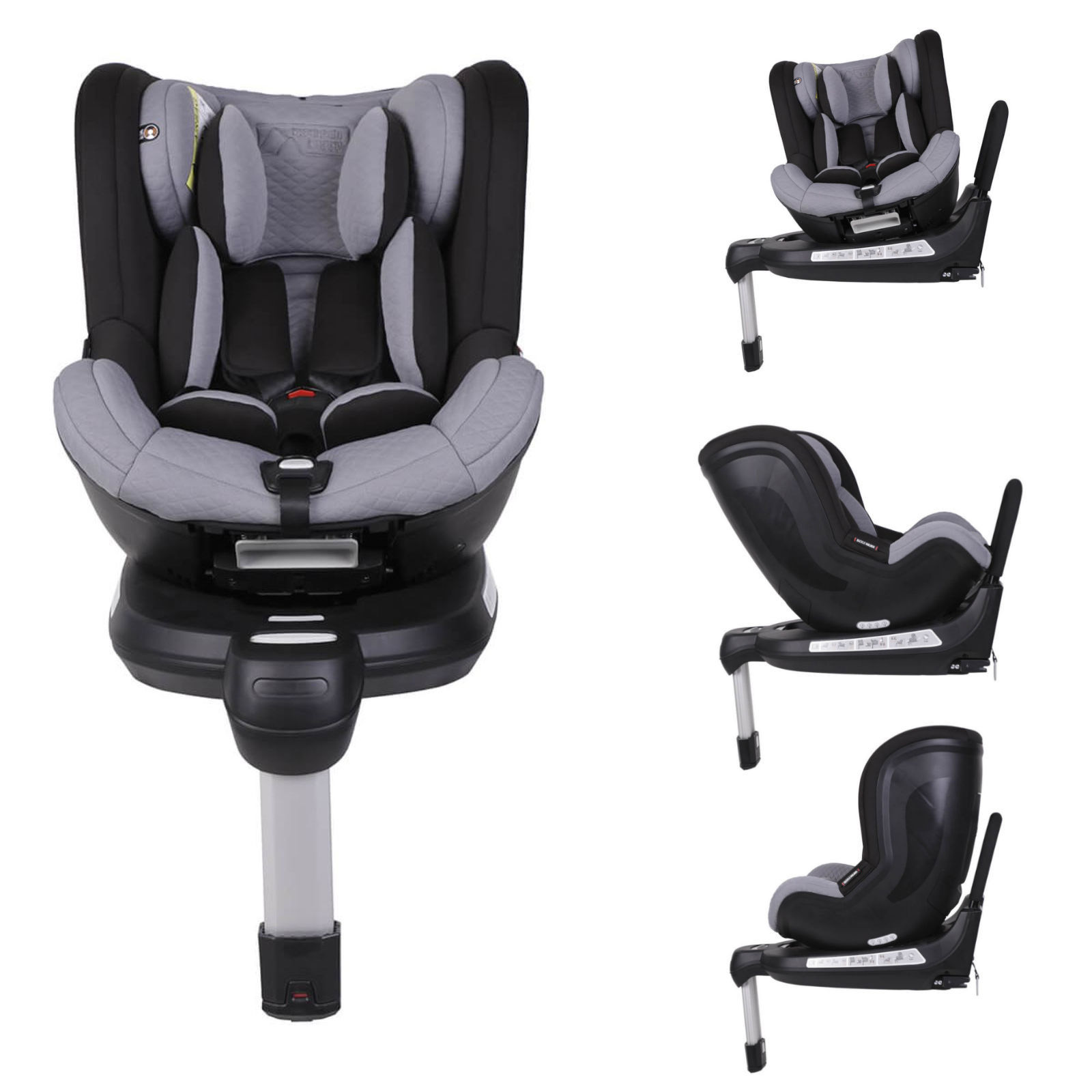 Mountain Buggy Car Seat Installation Mountain Buggy Safe 360 Rotate Group 1 Isofix Car Seat