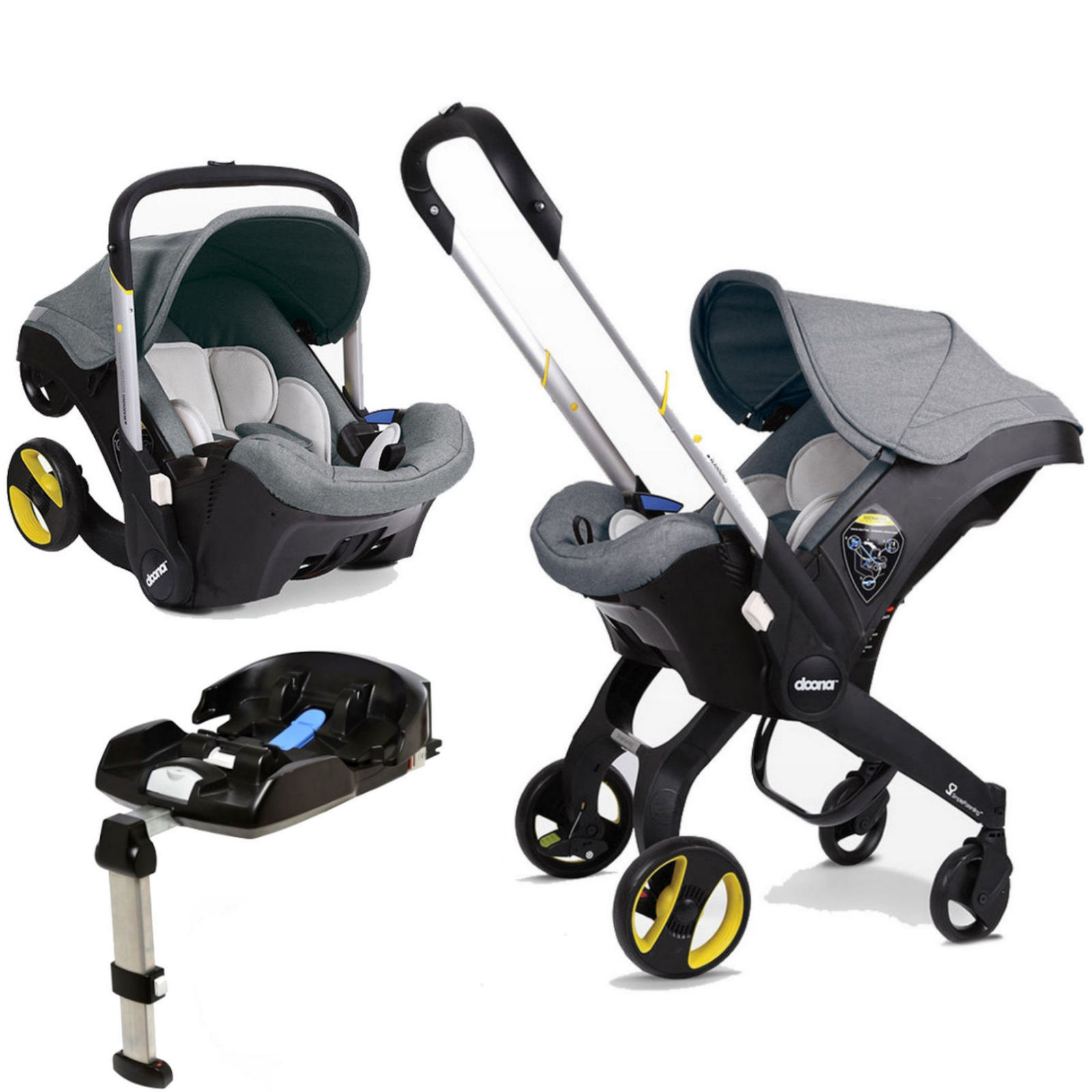 Toy Buggy With Car Seat Doona Infant Car Seat Stroller With Isofix Base Storm