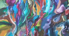 """painting - """"Color Matrix"""""""