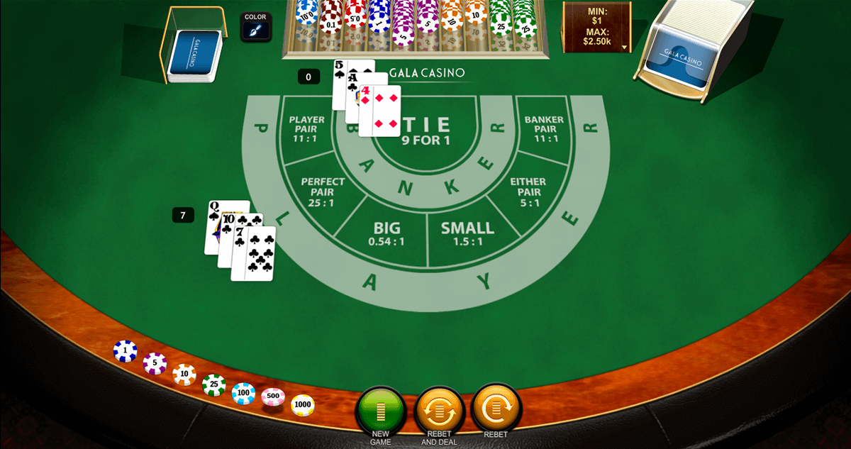 Play Baccarat By Playtech 20 Free Baccarat Online Games