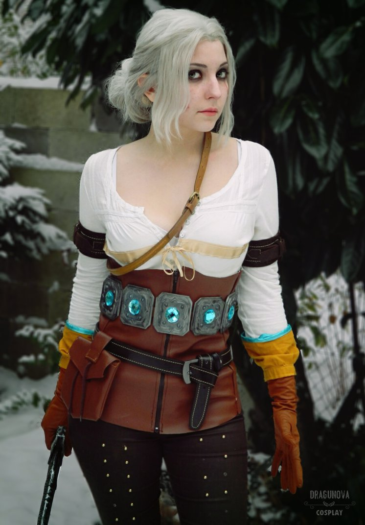 Ms Girl Wallpaper Top 20 Best Ciri Cosplay From The Witcher 3 Online Fanatic