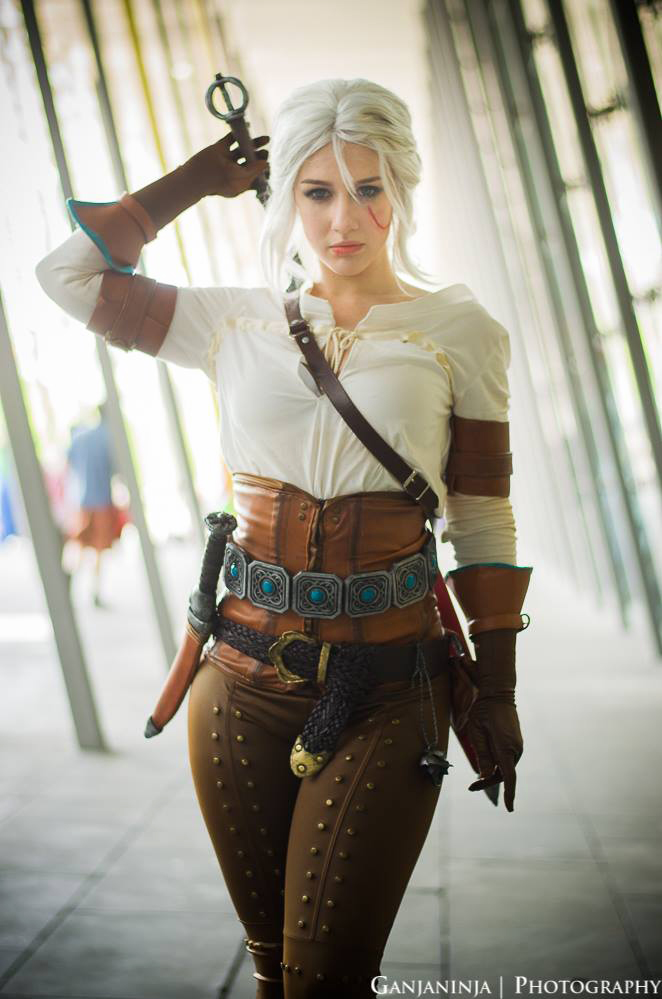 Lewd Anime Girls Wallpaper Top 20 Best Ciri Cosplay From The Witcher 3 Online Fanatic