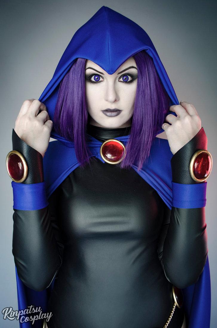 top 20 best raven cosplay from dc comics