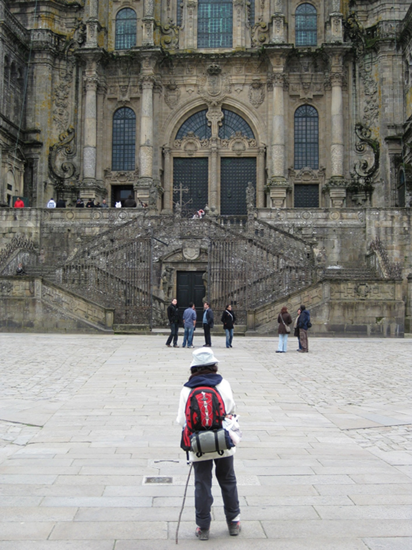 The Pilgrimage To Santiago De Compostela Spain Wright 2014 Focus On Geography Wiley Online Library