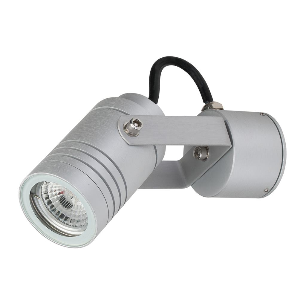 Ilja Led Built In Spotlight Adjustable Elite Adj Adjustable 240v 6w Led Spotlight Aluminium