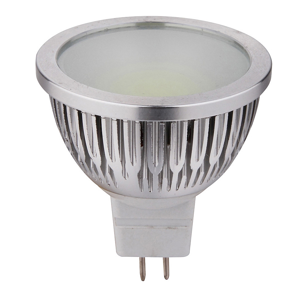 5 Watt Led Cob High Output 5 Watt 12v Mr16 Led Globe Blue Hv9557b