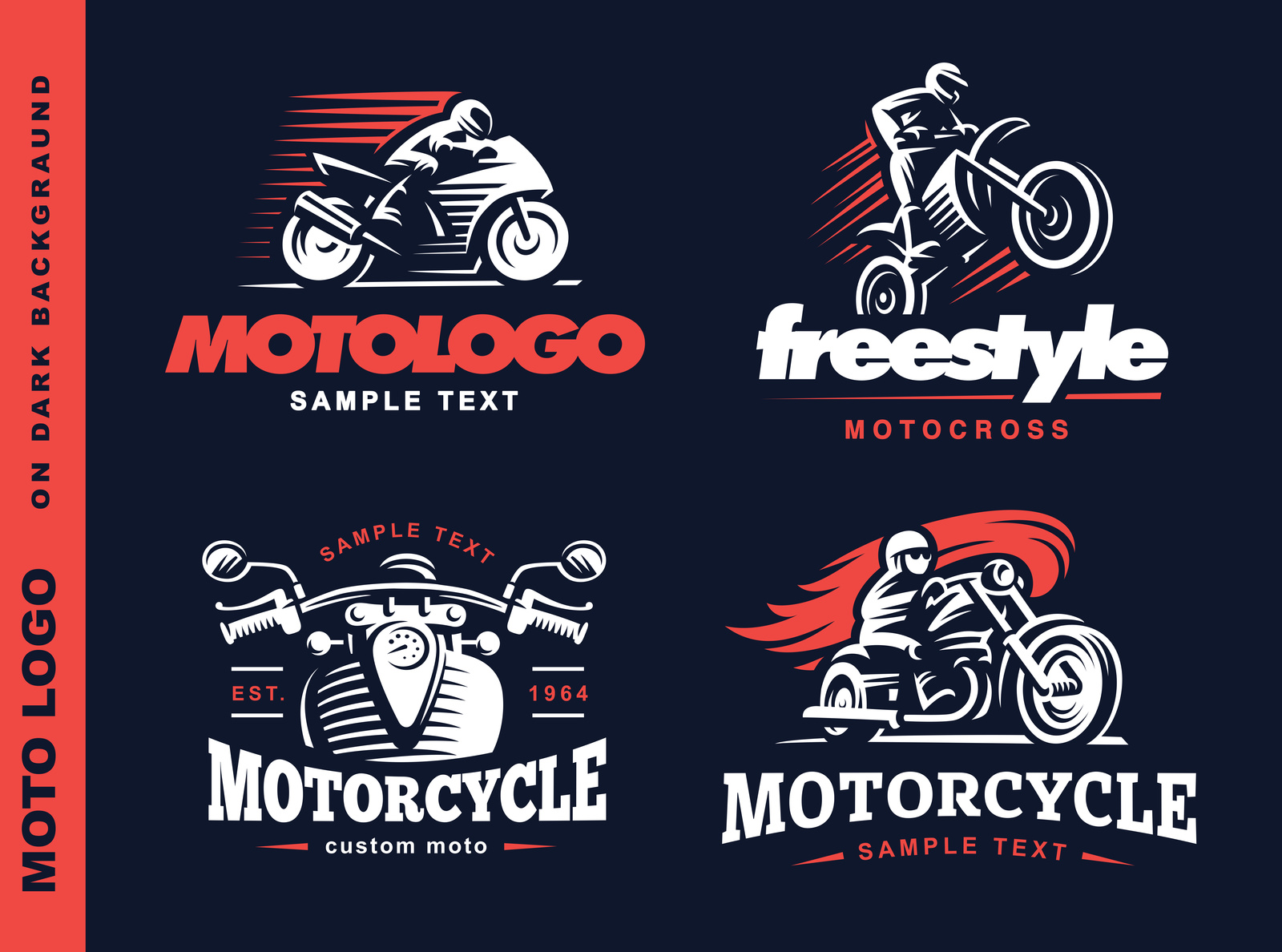 Motorcycle Racing Logo Design 5 Must Know Facts About Famous Motorcycle Logos Online Logo