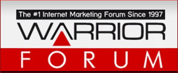 Warrior Forum-Internet Marketing Forum