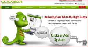 Clicksor-Deliver Your Ads to Right People