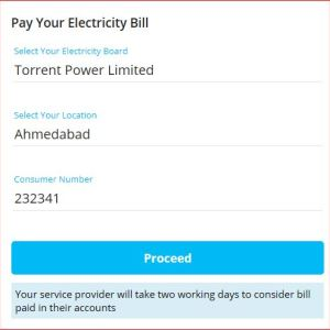 Paytm-How to Pay Electricity Bill through Paytm