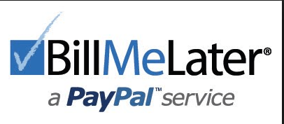 PayPal Offers Bill Me Later Service