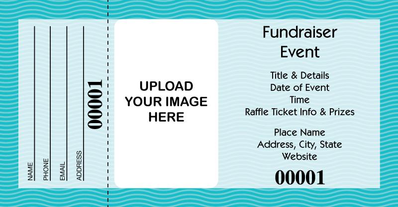 design raffle tickets online free