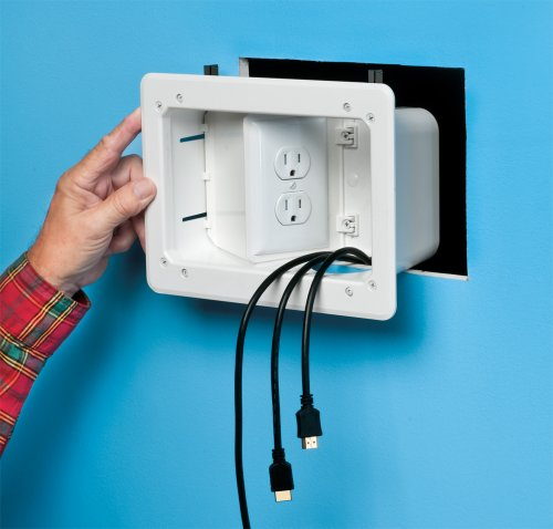 sonos in wall wiring