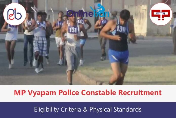 MP Police Constable Examination: Eligibility and Vacancy