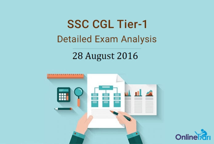 SSC-CGL-Tier-1-Exam-Analysis-28-August-2016