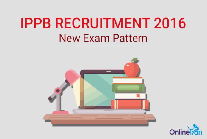 IPPB New Exam Pattern